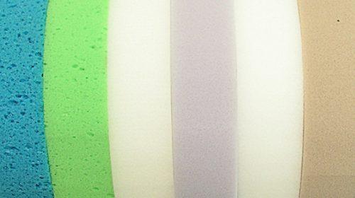 Habszivacs matrac 200x160x10 cm (huzat nélkül)